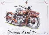 Indian Scout 45